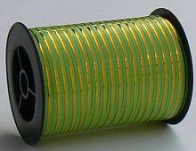 Stuha 0,5 250y lux zelená se zl.pruhem.jpg
