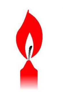 Svíčka rovná červená 32201.jpg