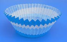 Cukr.košíčky mufiny Circle modrý pruh.jpg