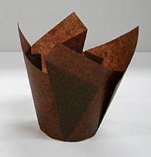 Cukr.košíček Tulip hnědý.jpg