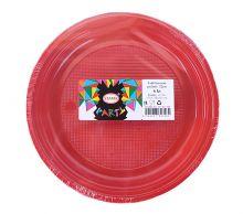 Talíř plast. červený ps.jpg
