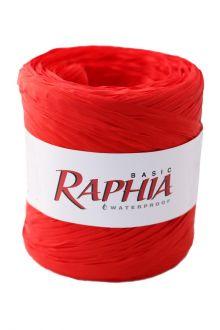 14593 Stuha Raphia 200M červená.jpg